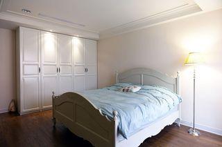 美式风格卧室衣柜装饰图