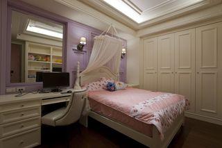 浪漫简欧卧室装饰欣赏图