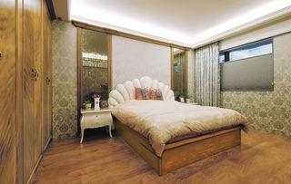 东南亚风格卧室床头柜欣赏