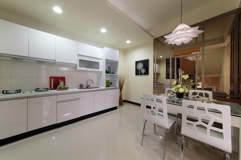 宜家风格厨房橱柜设计