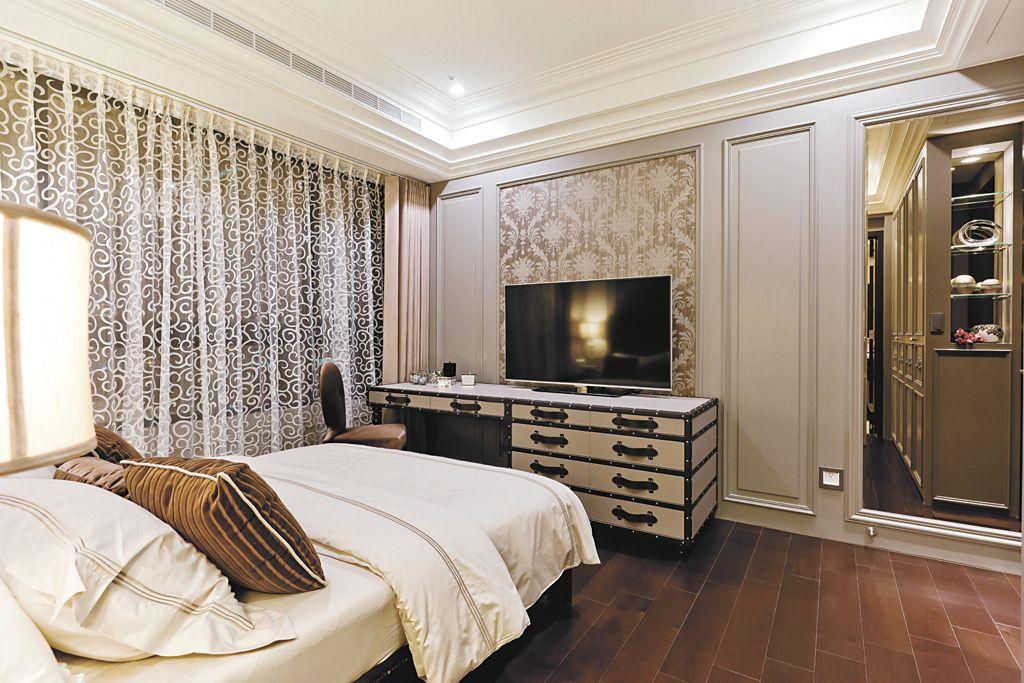 欧式风格卧室设计每日首存送20