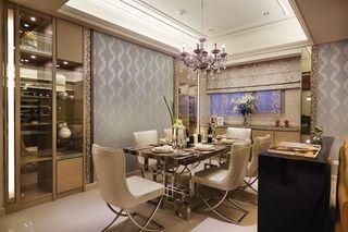 华丽新古典餐厅装饰大全