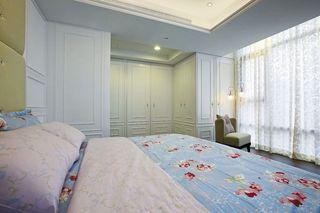 浪漫新古典卧室衣柜设计