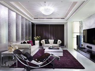 15萬打造精致簡歐新古典公寓設計圖