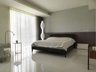 古典现代风格卧室效果图