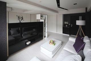 简洁宜家风情公寓装饰图