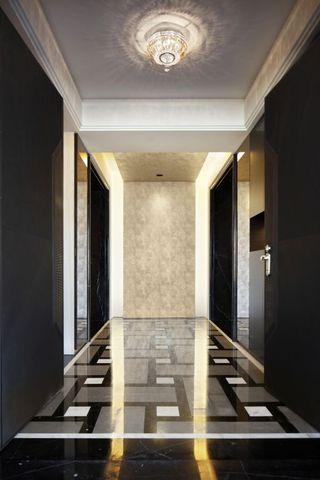 奢华大气现代风格公寓效果图