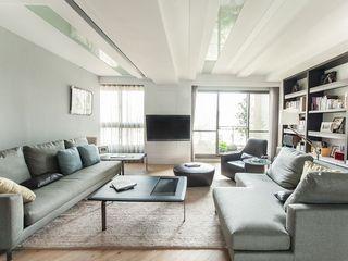 简约灰色系客厅装饰大全欣赏
