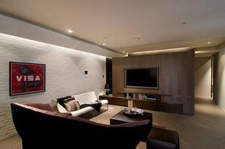 4万半包打造的简约现代公寓