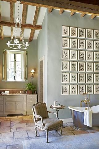 北欧风情创意相片墙效果图