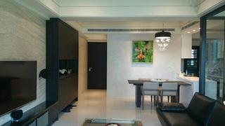 家装现代小户型室内设计