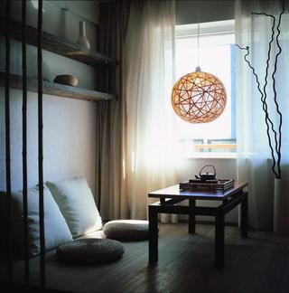 時尚日式榻榻米 吊燈設計