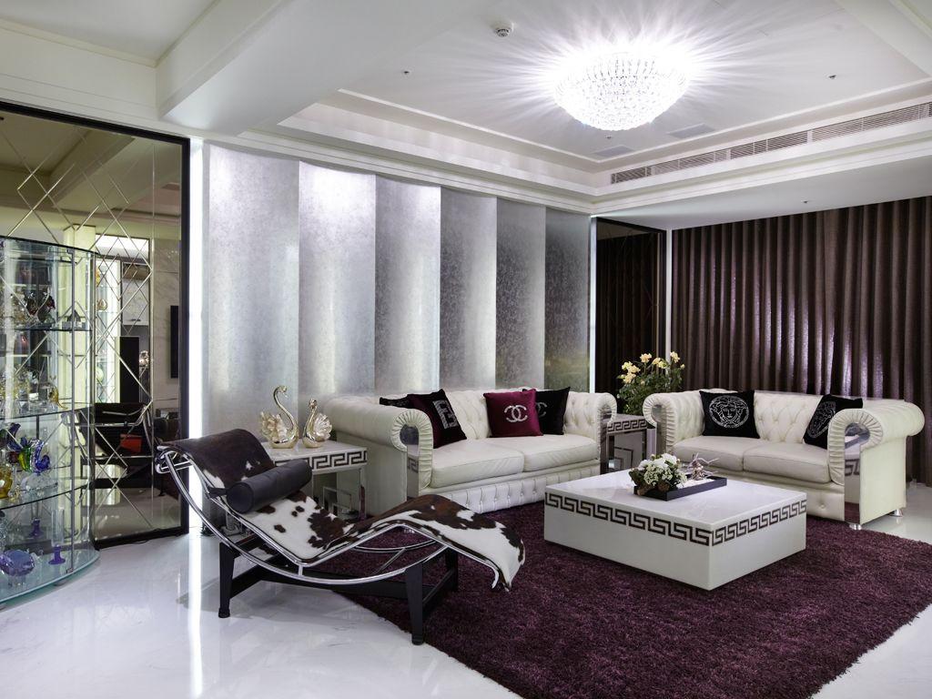 奢华欧式新古典别墅效果图