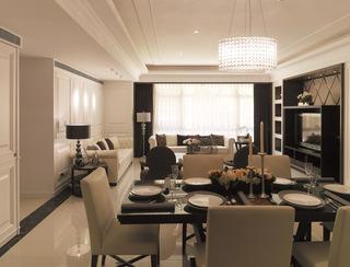 后现代风格138平公寓装饰