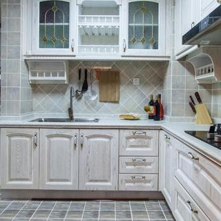 时尚混搭厨房橱柜设计