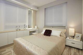 清新极简宜家风卧室设计