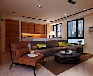现代家居客厅创意茶几装饰