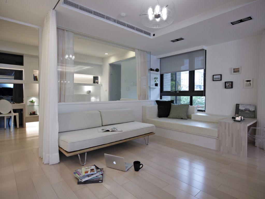 明亮现代简约家居室内设计
