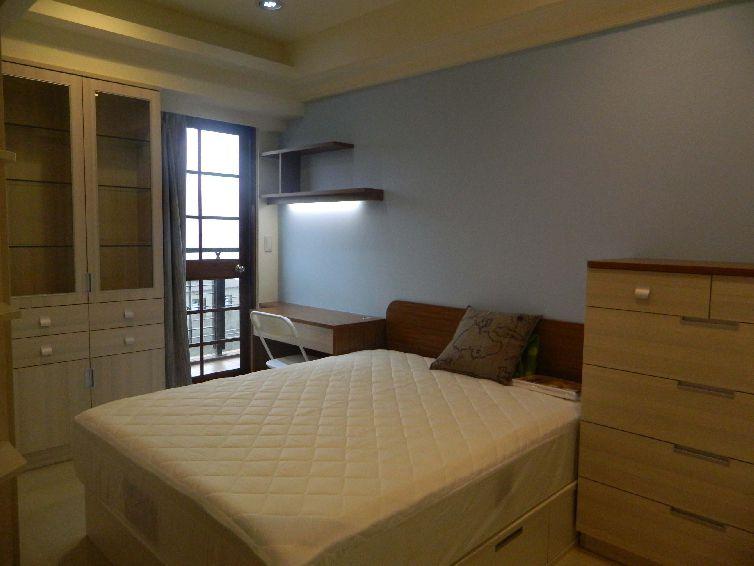 现代朴实风格 小户型二居装修设计