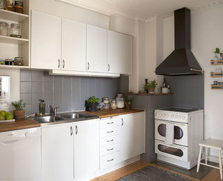 简约北欧风格厨房橱柜设计