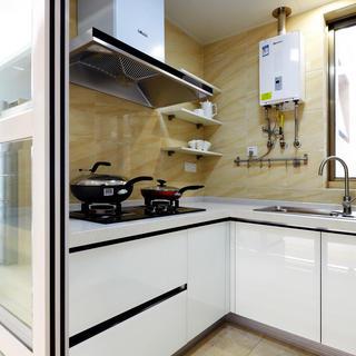 时尚简约现代风 厨房橱柜设计