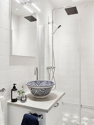 精美北欧风 卫生间洗手台设计