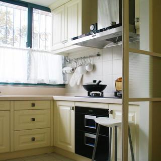 简约宜家风厨房橱柜设计