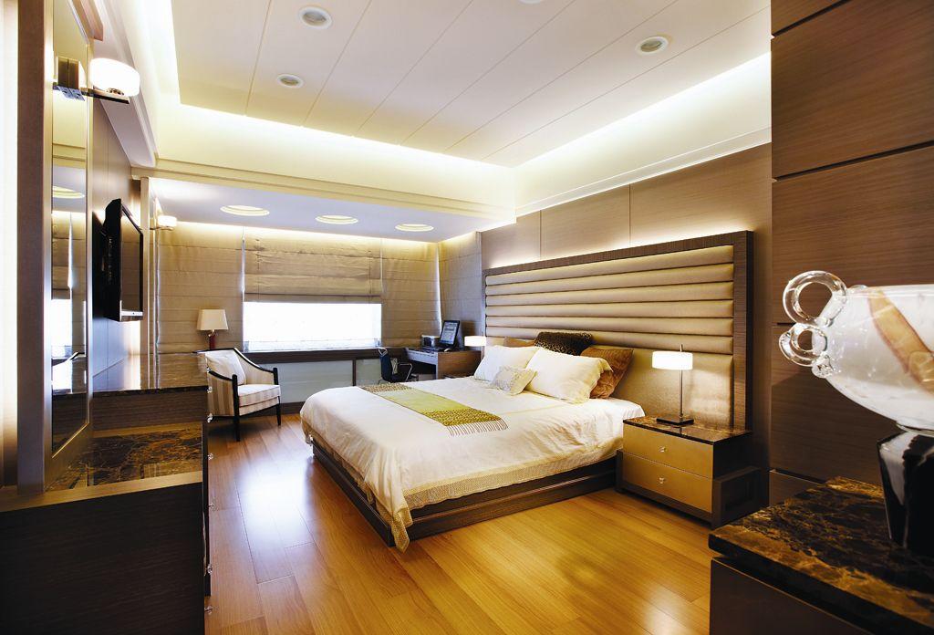 时尚休闲美式卧室装饰大全