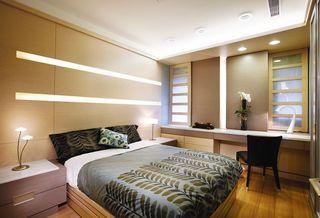 时尚高端简美卧室设计