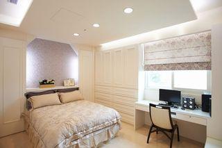 时尚现代卧室吊顶效果图