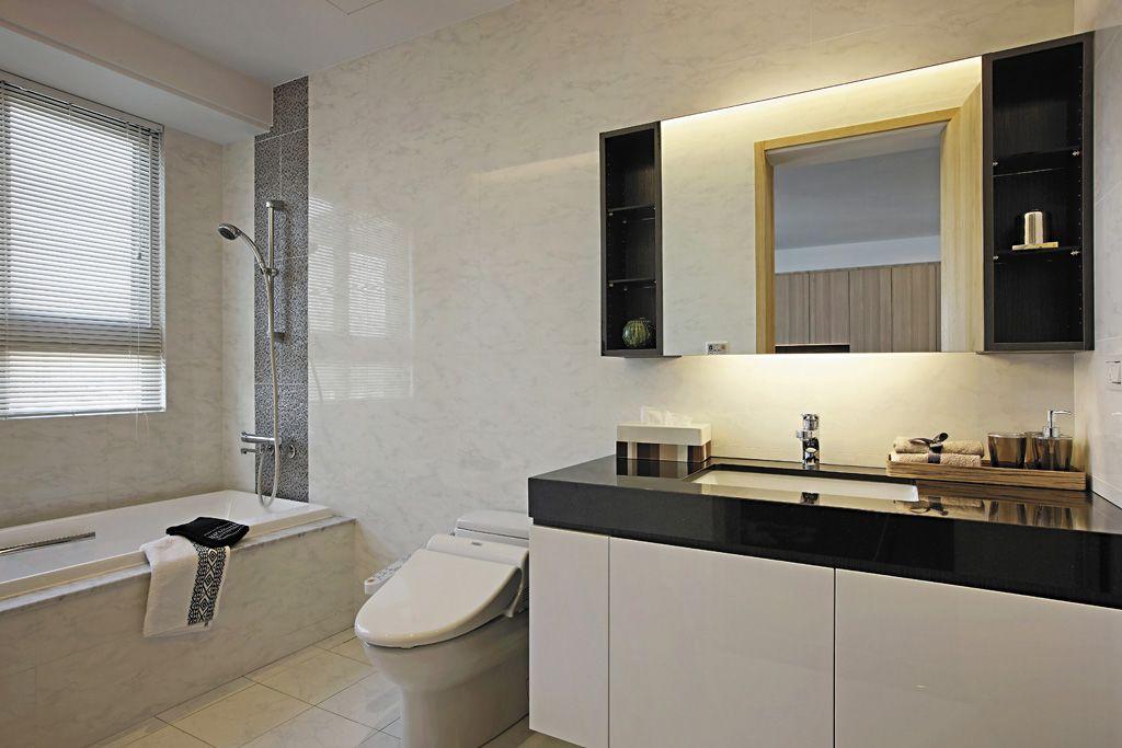 3平米现代卫生间装修图
