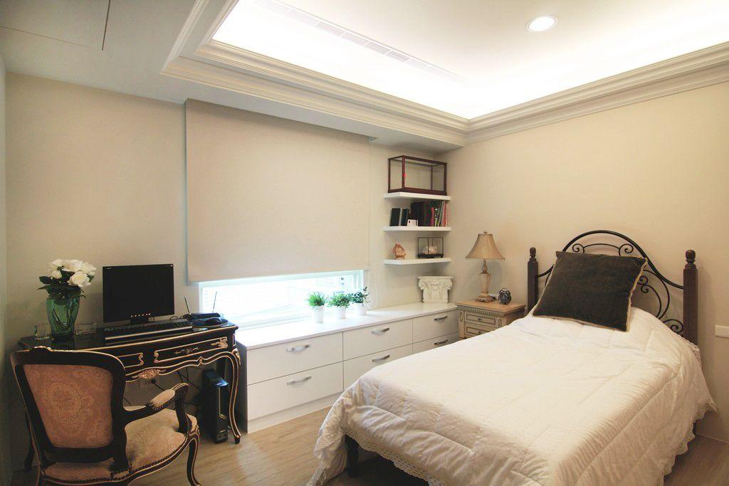 简约现代卧室装修效果图