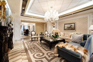 精美新古典风格客厅设计