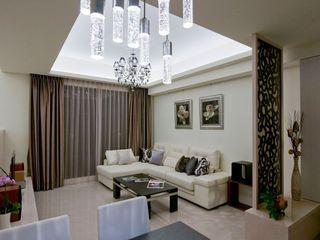 45平现代一居室内装修设计