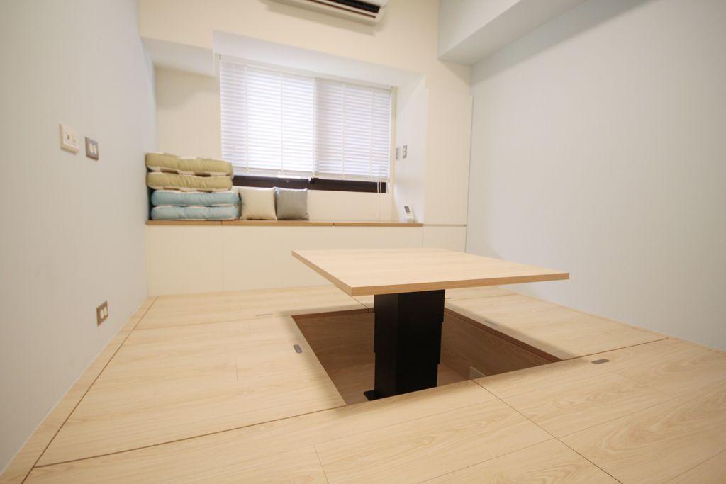 宜家榻榻米 升降地台设计