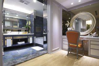 奢华欧式卫生间梳妆台设计