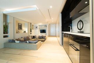 个性创意空间宜家风小公寓设计