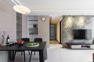 时尚现代风格 电视背景墙设计