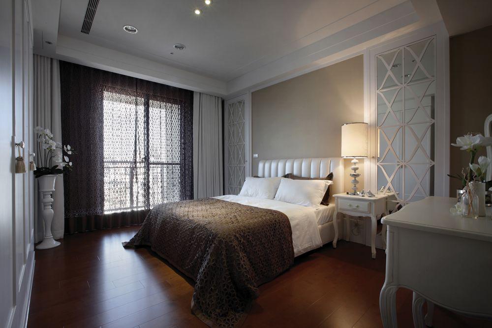 优雅简美式 卧室装饰大全
