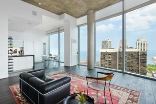 现代时尚高端公寓装修设计