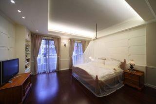 时尚现代装修卧室效果图