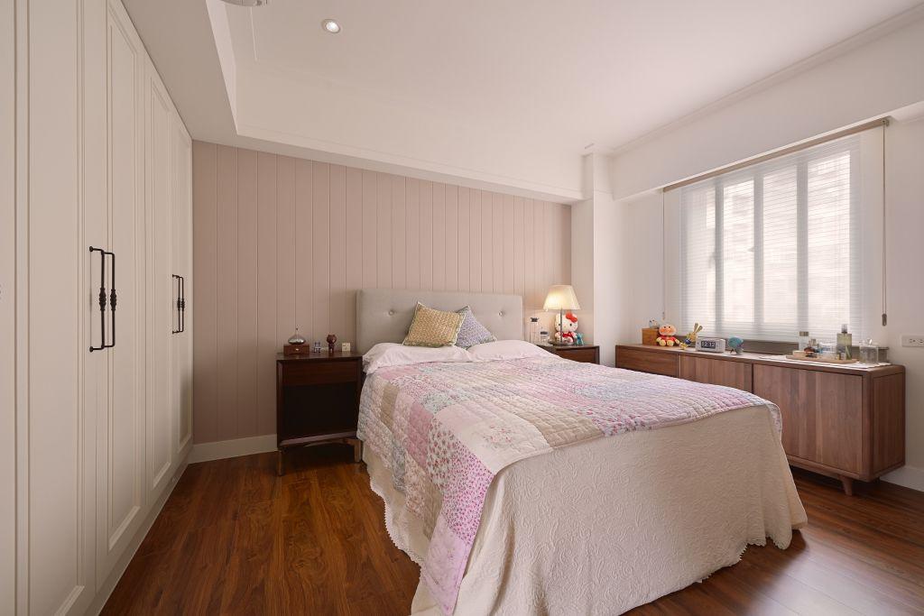 最新现代卧室简约设计装修图
