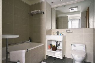 现代家居卫生间浴室柜设计