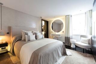 优雅浪漫简约现代风卧室设计大全
