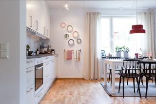 家居餐厨房现代艺术风装饰