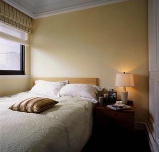 休闲宜家风 卧室背景墙设计