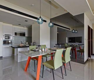 宜家装修开放式厨房餐厅设计