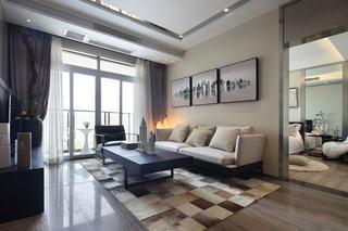 时尚现代客厅装饰画欣赏