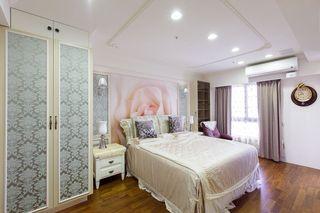 时尚浪漫简欧风卧室装饰大全