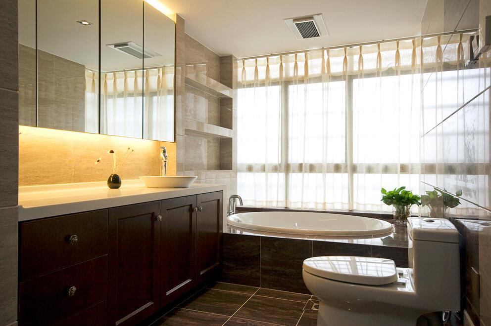 家装整体卫生间东南亚风格装修设计